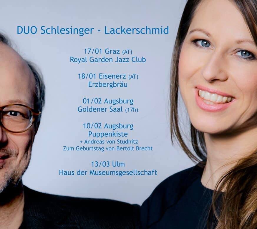 New duo tour dates