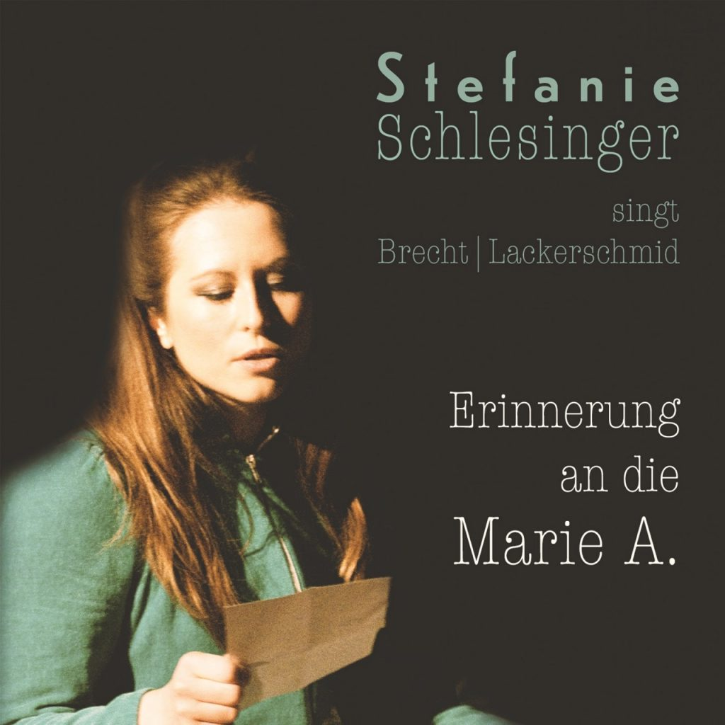 Out now: Erinnerung an die Marie A.